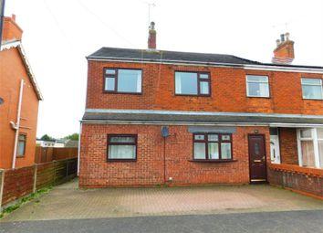Thumbnail 4 bed semi-detached house for sale in Victoria Road, Barnetby, Lincolnshire