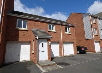 Thumbnail 2 bed town house for sale in Lock Keepers Way, Hanley, Stoke-On-Trent