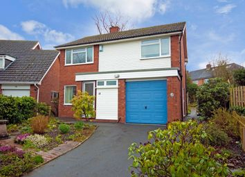 Thumbnail 4 bed detached house for sale in The Broadway, Nantwich