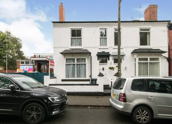 Thumbnail End terrace house for sale in Crosswells Road, Oldbury
