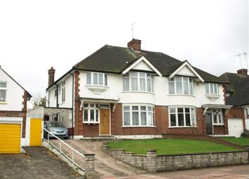 Thumbnail 4 bed semi-detached house to rent in Creighton Avenue, London