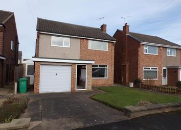 Thumbnail 4 bed detached house for sale in The Downs, Silverdale, Nottingham, Nottinghamshire