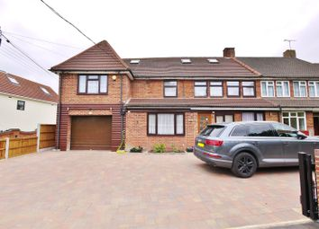 Thumbnail 6 bedroom semi-detached house for sale in London Road, Stanford Rivers, Ongar, Essex
