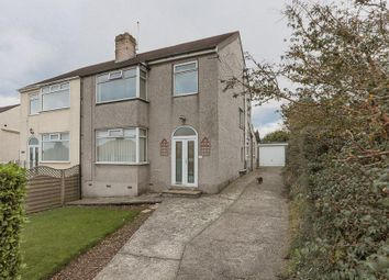 Thumbnail 3 bed semi-detached house for sale in Sandringham Drive, Onchan, Isle Of Man