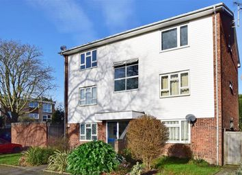 Thumbnail 1 bed flat for sale in Abbotsleigh Close, Sutton, Surrey