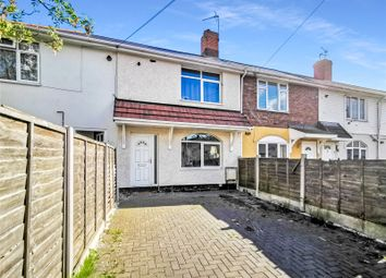 Thumbnail 2 bed terraced house for sale in Simpson Road, Low Hill, Wolverhampton