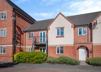 Thumbnail 2 bed flat for sale in Caroline Court, Burton-On-Trent