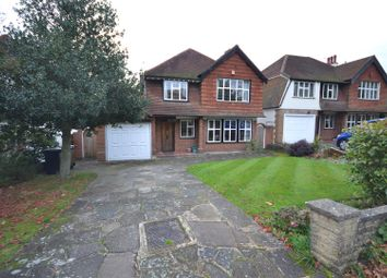 Thumbnail 4 bed detached house for sale in Sunnybank, Epsom