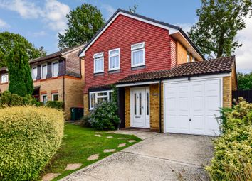 4 bed detached house for sale in Sissinghurst Close, Crawley RH10