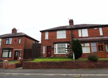 Thumbnail 3 bed semi-detached house for sale in Clapham Street, Moston, Manchester
