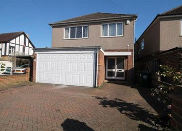 Thumbnail 4 bed detached house to rent in Parkland Grove, Ashford