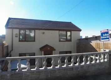 Thumbnail 3 bedroom detached house for sale in Mackworth Terrace, St. Thomas, Swansea