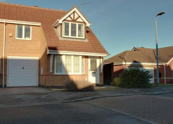 Thumbnail 3 bed semi-detached house to rent in Nornabell Drive, Beverley