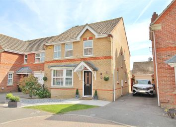 4 bed detached house for sale in Hollyacres, Worthing, West Sussex BN13