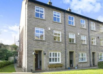 Thumbnail 3 bed mews house for sale in Hamson Drive, Bollington, Macclesfield, Cheshire