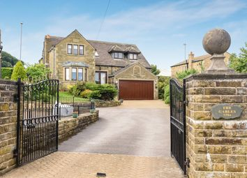 Thumbnail 4 bed detached house for sale in Lane Head Road, Shepley, Huddersfield