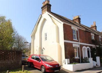 Thumbnail 2 bedroom end terrace house for sale in Green Road, Poole
