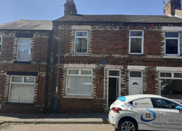 Thumbnail 2 bed terraced house to rent in Heslop Street, Close House, Bishop Auckland
