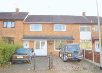 Thumbnail 3 bedroom terraced house for sale in Baslow Road, Haughton Green, Denton