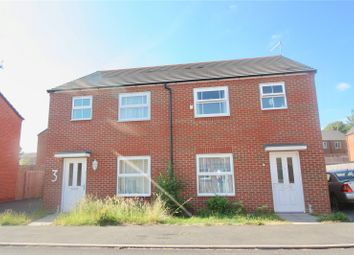 Thumbnail 3 bed semi-detached house for sale in Salix Close, Canley, Coventry
