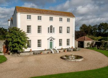Thumbnail 7 bed country house for sale in Shurton, Stogursey, Somerset