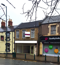 Thumbnail Retail premises to let in Front St East, Bedlington