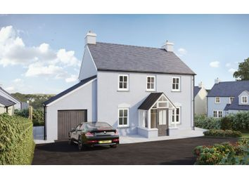 Thumbnail 4 bed detached house for sale in Church Fields, Newport