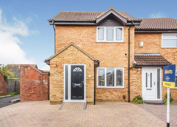 Thumbnail 2 bed end terrace house for sale in Shoeburyness, Southend-On-Sea, Essex
