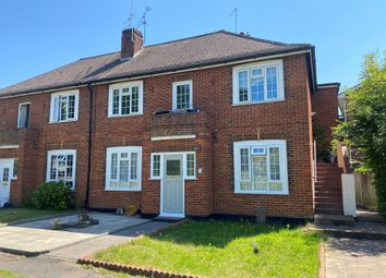 Thumbnail 2 bed maisonette to rent in Oaks Close, Leatherhead