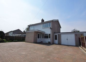 Thumbnail 3 bed detached house for sale in White Villas, Silfield Road, Wymondham