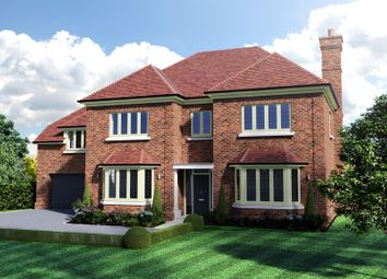 Thumbnail 5 bedroom detached house for sale in Westmorland Road, Maidenhead