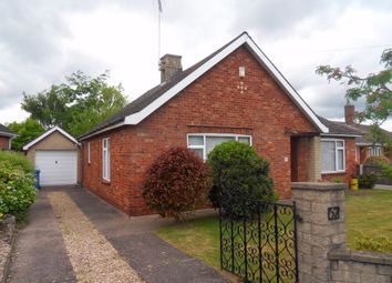 Thumbnail 2 bed detached bungalow to rent in Dunstan Crescent, Worksop, Nottinghamshire