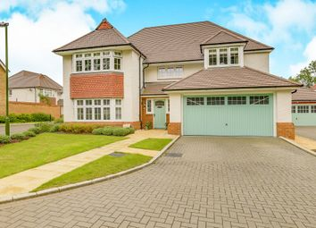 Thumbnail 4 bed detached house for sale in Haynes Way, Pease Pottage, Crawley