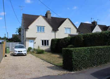 Thumbnail 3 bed semi-detached house for sale in Hatherop Road, Fairford