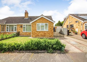 Thumbnail 2 bed semi-detached bungalow for sale in Old Market Way, Hempnall, Norwich