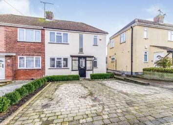 Thumbnail 3 bed semi-detached house for sale in Oak Road, Rochester, Kent
