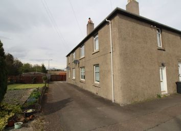 Thumbnail 2 bed flat for sale in Hilltown Terrace, Woolmet, Dalkeith