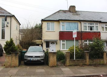 Thumbnail 3 bed end terrace house for sale in Alexandra Road, Muswell Hill