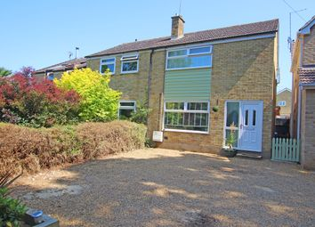 Thumbnail 2 bed semi-detached house for sale in Barton Grove, Kedington
