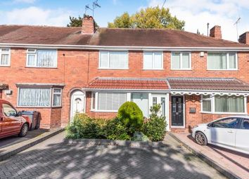 Thumbnail 3 bed terraced house for sale in Sterndale Road, Birmingham, West Midlands, .