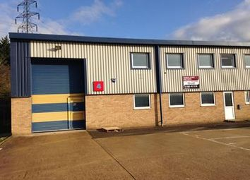 Thumbnail Light industrial to let in Unit 4, St Margaret's Way, Huntingdon, Cambridgeshire