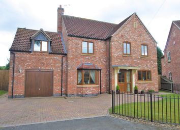 Thumbnail 4 bed detached house for sale in Bettys Lane, Gainsborough