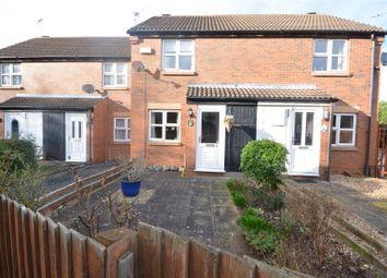 Thumbnail 2 bed terraced house for sale in Wheatley Close, Ruddington, Nottingham