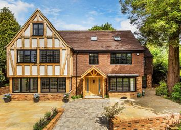 Thumbnail 6 bed detached house for sale in Guildown Road, Guildford, Surrey