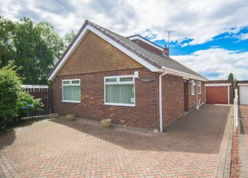 Thumbnail 3 bed detached bungalow for sale in Meadowcroft Road, Normanby, Middlesbrough