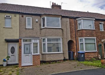 Thumbnail 3 bedroom terraced house for sale in Downside Road, Middlesbrough