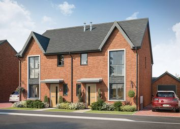 "3 bed property for sale in ""The Elsenham"" at Elmswell Gate, Wavendon, Milton Keynes MK17"