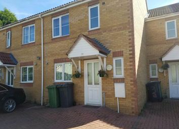 Thumbnail 3 bed terraced house to rent in Fengate Close, Peterborough