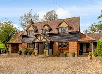Thumbnail 4 bed detached house for sale in Kimpton Bottom, Kimpton, Hitchin, Hertfordshire