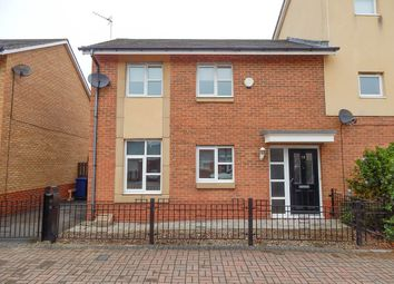 Thumbnail 2 bed semi-detached house to rent in Orchid Gardens, South Shields